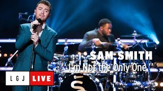 Sam Smith - I'm Not the Only One - Live du Grand Journal