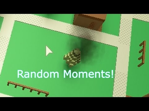 Roblox: Random Moments - Natural Disaster Survival -