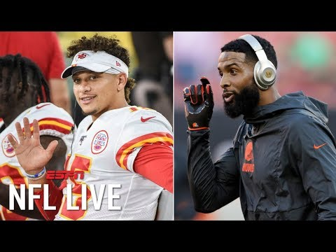 Video: NFL Live predicts winners for 2019 Week 1 matchups | NFL on ESPN