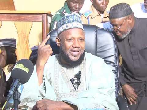 Farfesa Mansur Ibrahim Sokoto    KARFIN IMANI...
