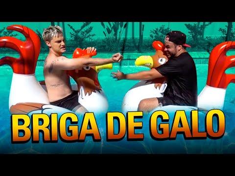 DESAFIO DA GALINHA DE ÁGUA EM ORLANDO