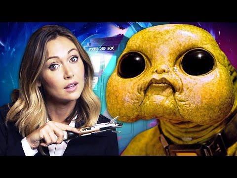 Who - From The Slitheen to the Kandy Man to Abzorbaloff, we celebrate the premiere of DOCTOR WHO Series 8 with our Top 5 Best Worst Monsters of Doctor Who. Whovians, do you agree with our list?...