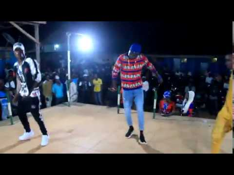 Aka AnFarA Live Performance  In Abuja