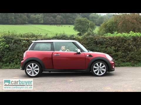 MINI Cooper hatchback review - CarBuyer