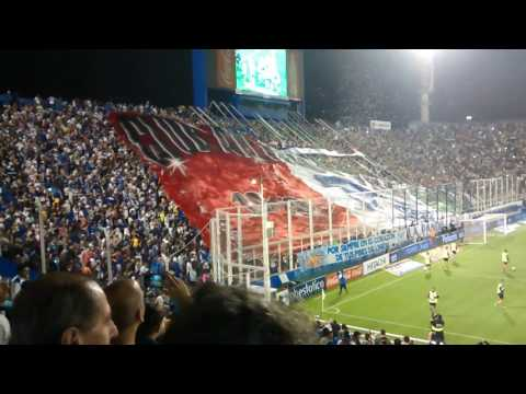 Recibimiento Vélez contra Boca con mala campaña...Cuéntenla como quieran. - La Pandilla de Liniers - Vélez Sarsfield