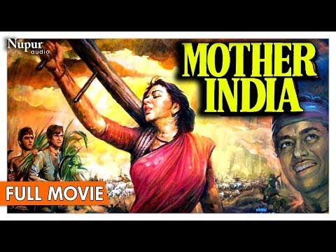 Mother India 1957 Full Movie HD   Nargis , Sunil Dutt   Bollywood Classic Movie   Nupur Audio