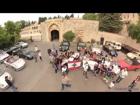 Mount Lebanon Governorate Drone Video