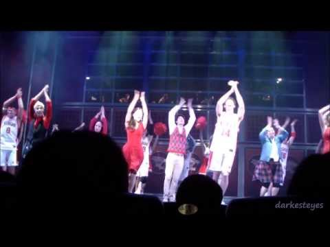 [Fancam] 130713 F(x) Luna - We're All In This Together At High School Musical