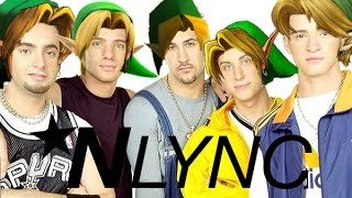 ★NLYNC – A Melee Link Combo Video Set To NSYNC