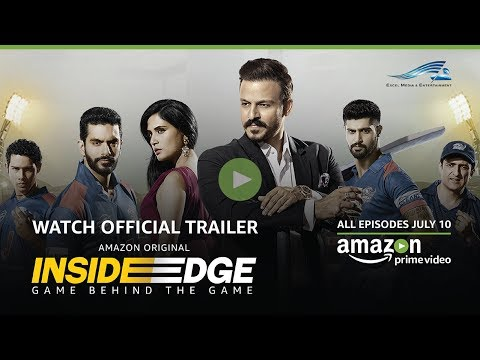 Inside Edge | (Explicit)  Official Trailer [HD] | All Episodes July 10 2017 | Amazon Prime Video