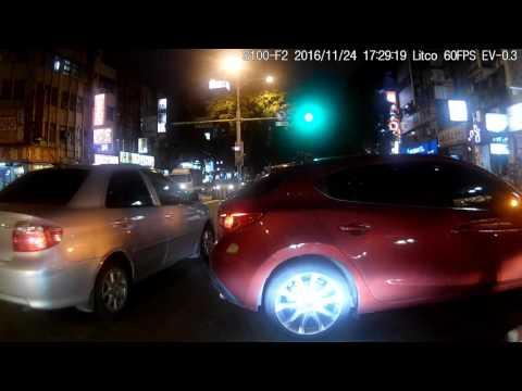 台北市西園路二段與寶興街事故