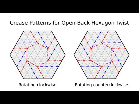 Tip 87-03 - Tessellation Basics: Open-Back Hexagon Twist