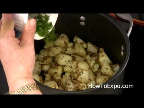 Spicy Potato Side Dish part 2 of 2