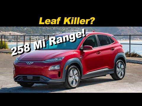 2019 Hyundai Kona EV | Game Over Leaf