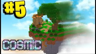 My Island Will NEVER Be The Same - Minecraft Cosmic Sky #5