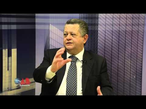 OAB na TV On Line – nº 63 – 12ª SUBSEÇÃO OAB/SP –  Dr. José Carlos Barbosa