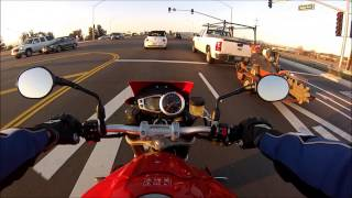 10. 2015 Triumph Speed Triple - Ride Like The Crumble