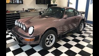 Keen Project Safari 911 - Insane XPEL Paint Protection Film Install! by The Smoking Tire
