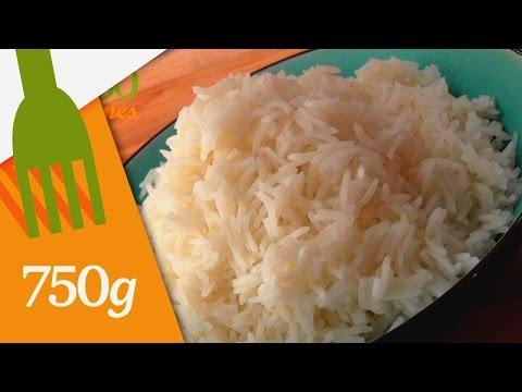 riz - Cuire un riz basmati est tout un art, voici le secret de la cuisson réussie ! Abonne-toi à la chaîne 750 Grammes : http://goo.gl/ORkCIK --------------- PARTA...