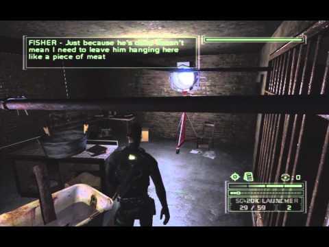 Splinter Cell Chaos Theory Xbox
