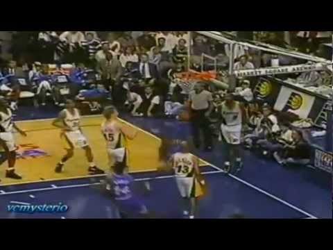 "Anfernee ""Penny"" Hardaway Highlight [HD]"