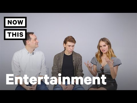 Debby Ryan, Owen Teague, and Author David Levithan Talk 'Every Day' | NowThis