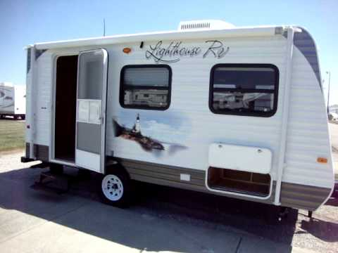 2011 Lighthouse 18 RB Camper trailer @ Couchs Campers Ohio RV Dealer Indiana rv