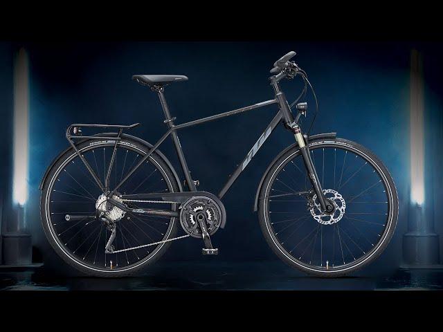Обзор городского велосипеда KTM Life Style 2021-го года