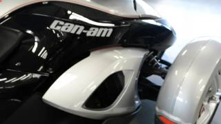 6. 2008 CAN AM SPYDER GS ROADSTER SM5 @ iMotorsports A1310