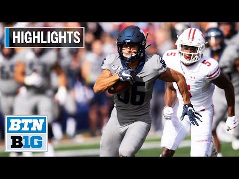 Highlights: Illini Stun Badgers on Last-Second Field Goal | Wisconsin at Illinois | Oct. 19, 2019