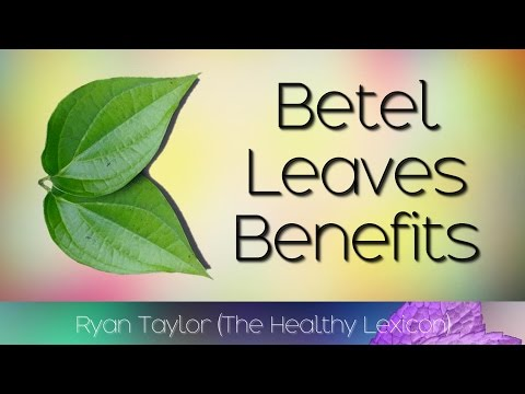 Betel Leaves: Benefits and Uses
