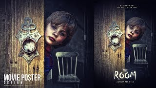 Hi everyone. In this Photoshop tutorial we we'll create a mystery movie poster design. Enjoy and thanks for watching!More Photoshop Tutorials: http://www.youtube.com/c/MirRom14Tutorial Resources:Texture - Infrablack-stock: http://infrablack-stock.deviantart.com/art/142-676889093Door Handle: https://pixabay.com/en/thumper-door-handle-old-2166500/Chair: https://pixabay.com/en/chair-room-dark-924166/Child: shed-2362184_1920 : https://pixabay.com/en/shed-shed-door-barn-barn-door-2362184/Follow Us : Facebook : https://goo.gl/H5m598Google+ : https://goo.gl/PMkAPNWeb : http://goo.gl/E4vwh4Twitter : http://bit.ly/1RlY5QnMusic Credits:Intuit256 oleh Kevin MacLeod berlisensi Creative Commons Attribution (https://creativecommons.org/licenses/by/4.0/)Sumber: http://incompetech.com/music/royalty-free/index.html?isrc=USUAN1100193Artis: http://incompetech.com/