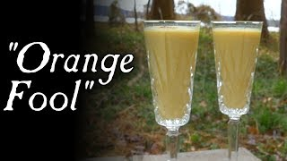 """This is our final cooking episode at George Washington's Mount Vernon. For this last recipe, Deb Colburn joins us and makes us """"Orange Fool"""". A perfect dessert to end your meal. Enjoy! Mount Vernon's YouTube Channel ▶ https://www.youtube.com/HistoricMountVernon ▶▶Help support the channel with Patreon ▶ https://www.patreon.com/townsend ▶▶Check Out Our Brand New Website! ▶ http://www.townsends.us/ ▶▶Twitter ▶ @Jas_TownsendFacebook ▶ facebook.com/jas.townsendInstagram ▶ jastownsendandson"""