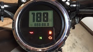 9. Yamaha Bolts Max Speed!