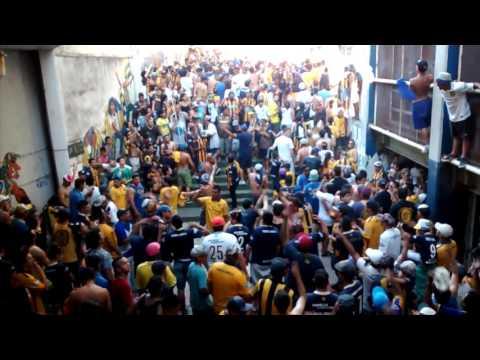 Previa de Los Guerreros vs Independiente 2016 - Los Guerreros - Rosario Central - Argentina - América del Sur