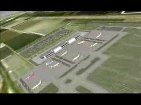 Besluit uitbreiding Lelystad Airport op later termijn