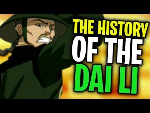The History Of The Dai Li