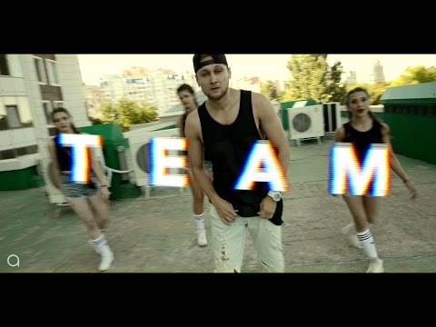 Iggy Azalea -Team (Dance Video) / Hip Hop CHOREOGRAPHY BY @OLEGANIKEEV / ANY DANCE