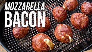 Beef n Bacon Mozzarella Balls recipe bbq pit boys by BBQ Pit Boys