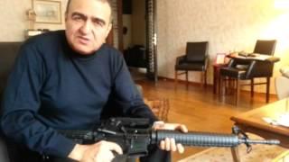 Silahın emniyeti sizsiniz