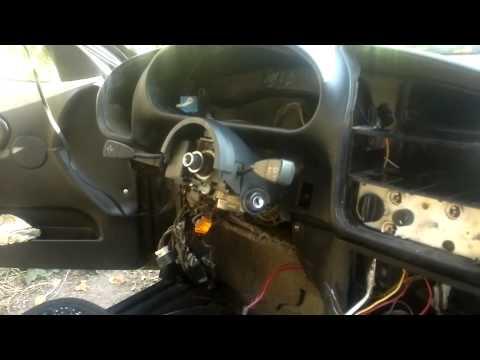 422 снятие и установка вентилятора отопителя