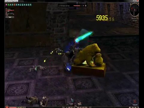 [METIN2 - UNITED] Body Warrior 118lv.