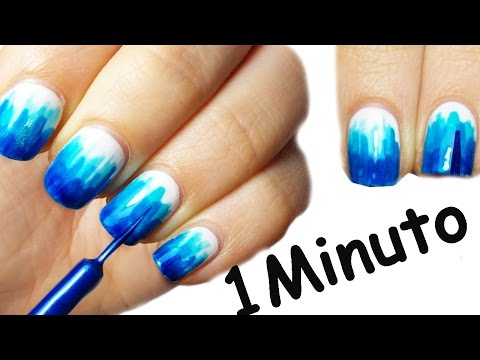 nail art in 1 minuto