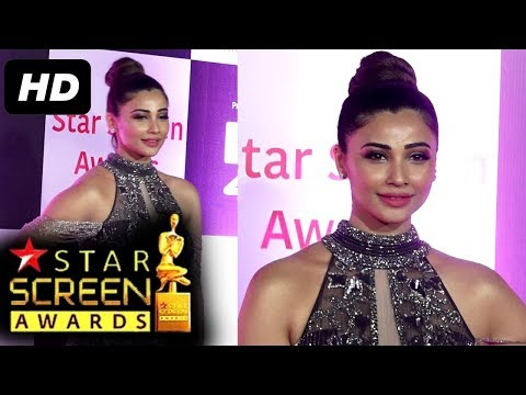 Daisy Shah At Star Screen Awards 2018 | Red Carpet