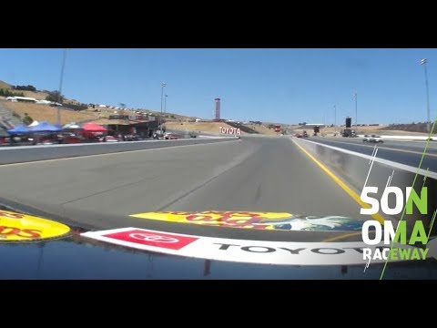Take A Lap Around Sonoma With Martin Truex Jr.
