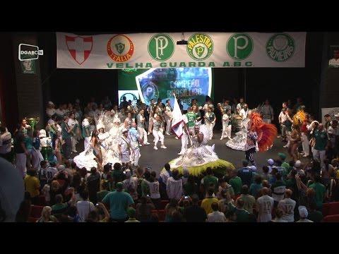 Atletas renomados do Palmeiras marcam presença no Grande ABC; veja vídeo