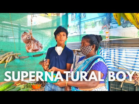 159.Ammu's biriyani | Supernatural boy| Heated argument with Omanamma | Edakkara angadi