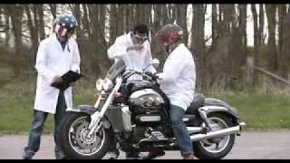 7. The Triumph Rocket III manufacturing process