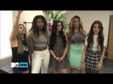 Camren: Camila Pissing Lauren Off