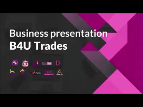 Full English presentation b4U COMPNY